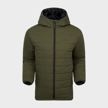 Green FREEDOMTRAIL Men's Blisco Insulated Jacket