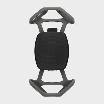 Black Niteize Wraptor Rotating Smartphone Bar Mount