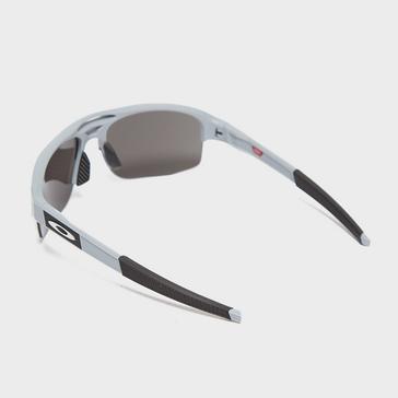 White Oakley Men's Mercenary Sunglasses