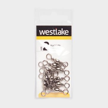 Silver Westlake Barrel Swivel (Size 2)