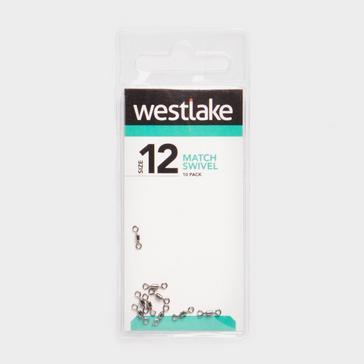 white Westlake MATCH SWIVEL SIZE 12 10PC