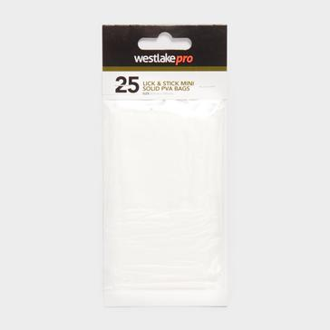 WHITE Westlake Mini Perf Solid 100X60 25Pcs