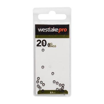 Black Westlake Small Rig Rings 3.1mm