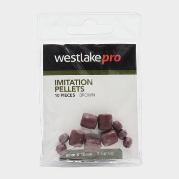 Brown Westlake Sinking Imitation Pellets (10 pack)
