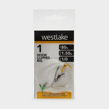 Coral Westlake 1 Hook Clipped Rig 1/0