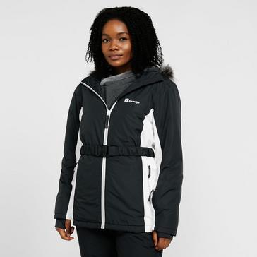 Black The Edge Women's Verbier Snow Jacket