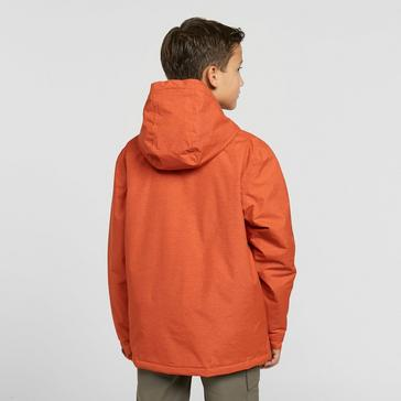 Orange The Edge Kids' Iglu Snow Jacket