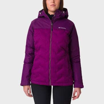 Purple Columbia Women's Grand Trek Down Jacket