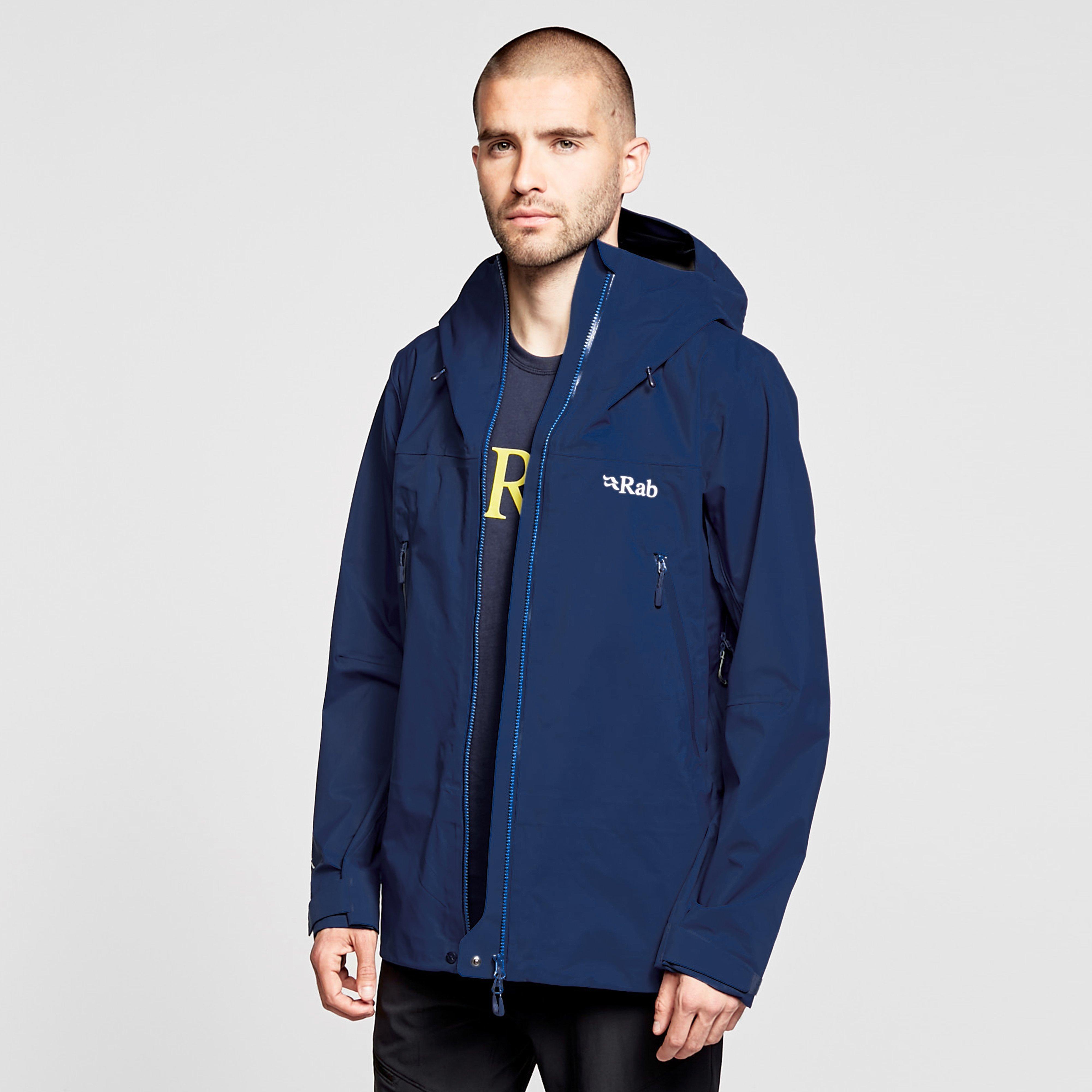 Rab Rab Mens Kangri GTX Waterproof Jacket - N/A, N/A