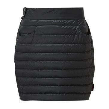 BLACK Mountain Equipment Women's Frostline Insulated Skirt