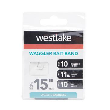 Silver Westlake Wag Feeder 15Pellet Band 10