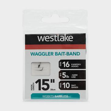 Silver Westlake Wag Feeder 15 Pellet Band 16