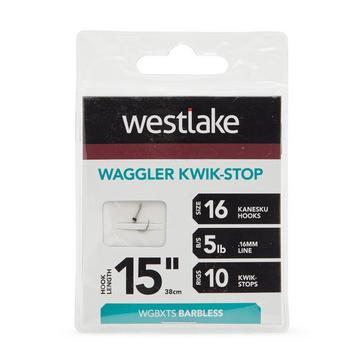 Silver Westlake Wag Feeder 15 Bait Stop 16