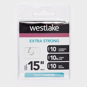 Silver Westlake WAG FEEDER EXTRA 15 PLAIN 16