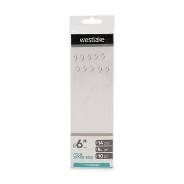 Silver Westlake Pole Rig Extra 6 Plain 14