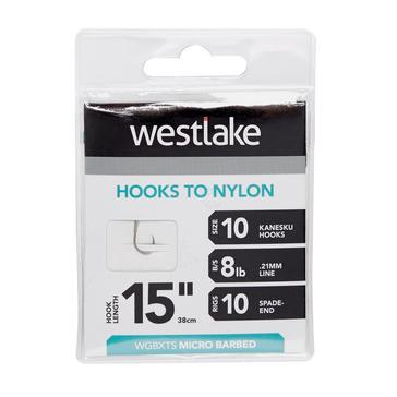 Silver Westlake EXTRA STRONG BARBED 15IN 14