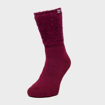 Purple Heat Holders Women's Mayfield Lounge Socks