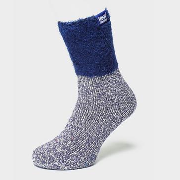 Blue Heat Holders Women's Cheltenham Lounge Socks