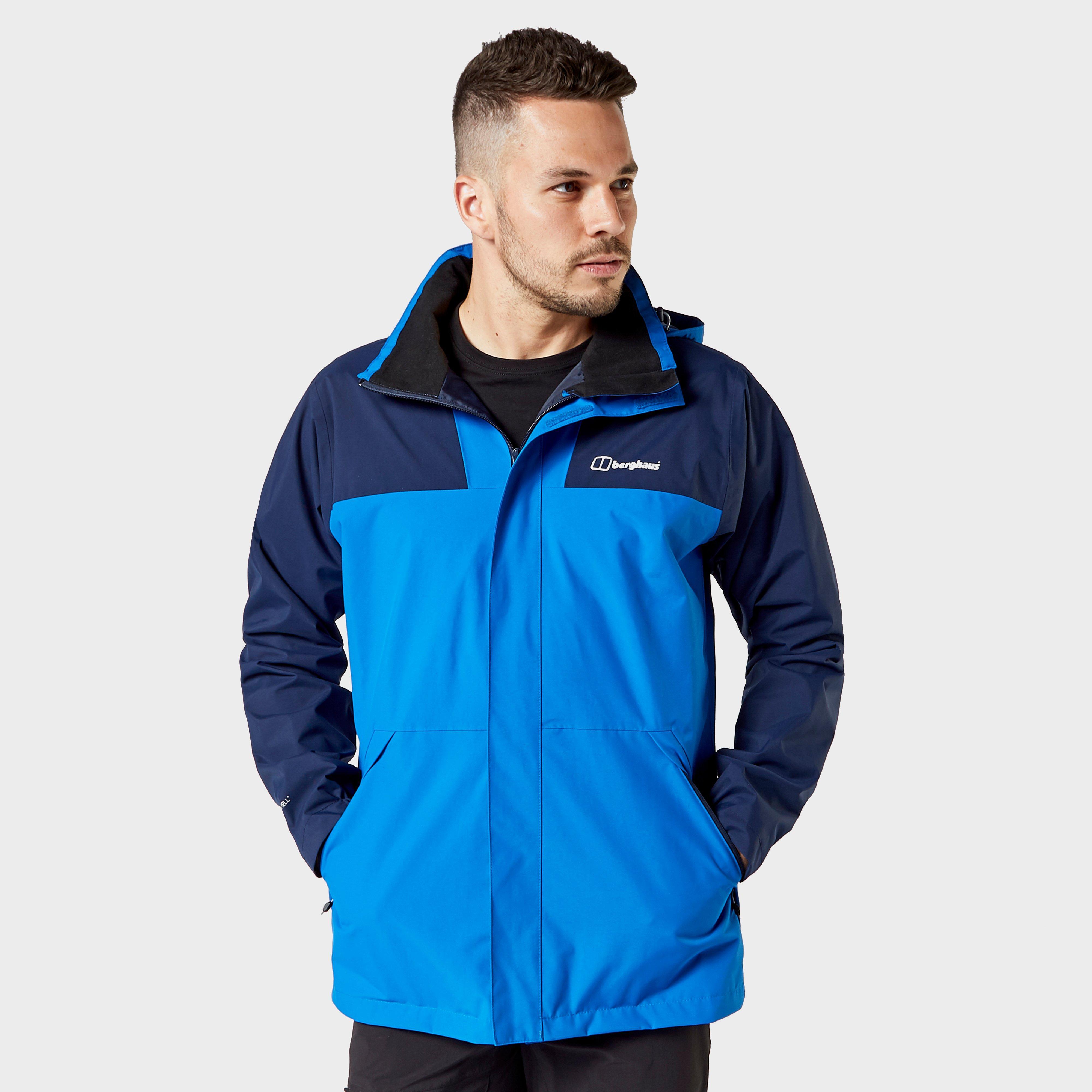 Berghaus Mens Fellmaster 3 In 1 Gore-tex Jacket  Blue