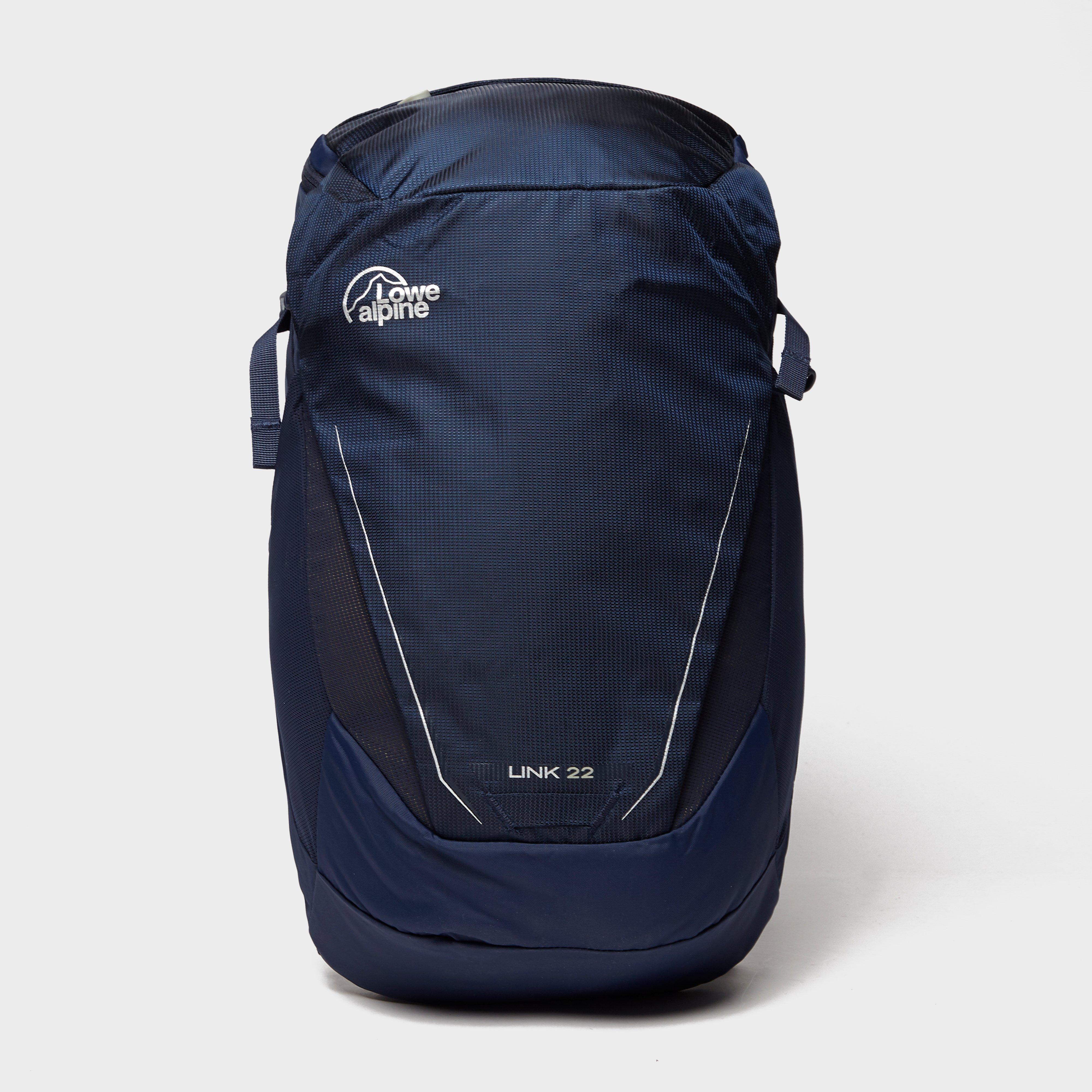 Lowe Alpine Lowe Alpine Link 22L Backpack - Blue, Blue