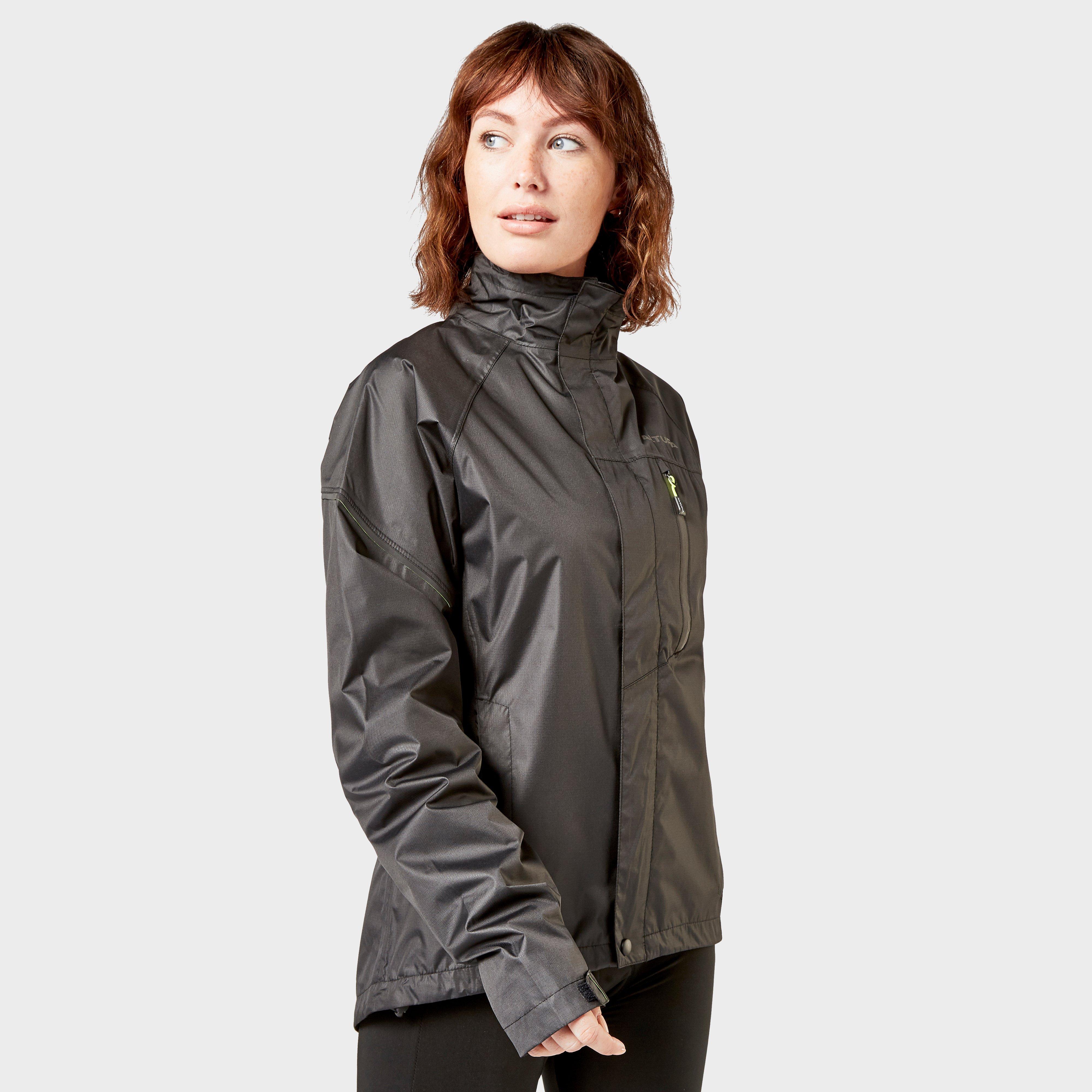 Altura Altura womens Nevis Waterproof Jacket - Black, Black