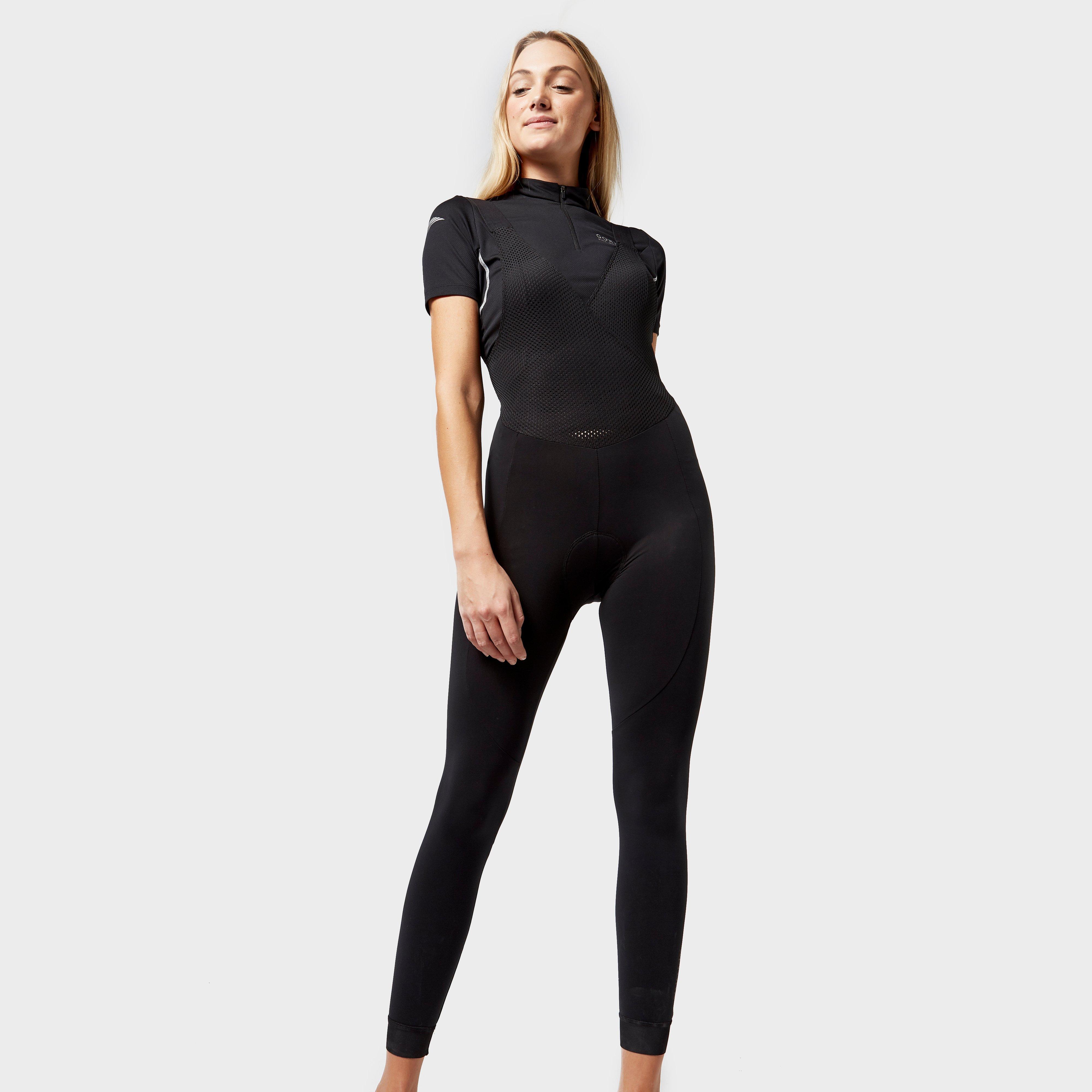Altura Altura womens Thermal Bib Tights - Black, Black