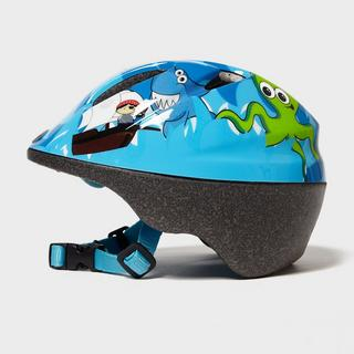 Kids' Rascal Pirate Bike Helmet