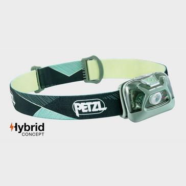 Green Petzl Tikka Headtorch