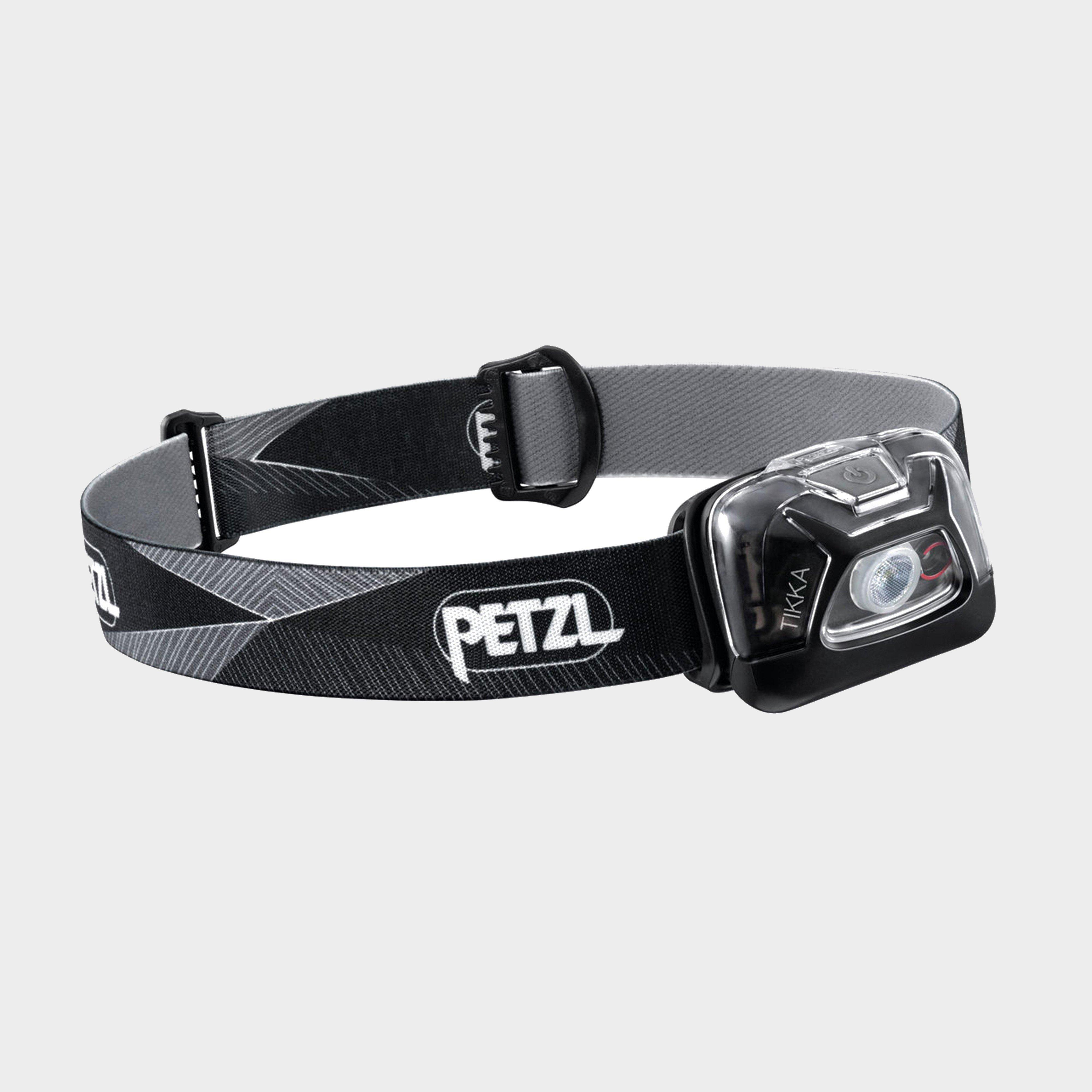 Petzl Petzl Tikka Headtorch - Black, Black