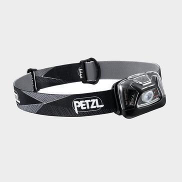 Black Petzl Tikka Headtorch