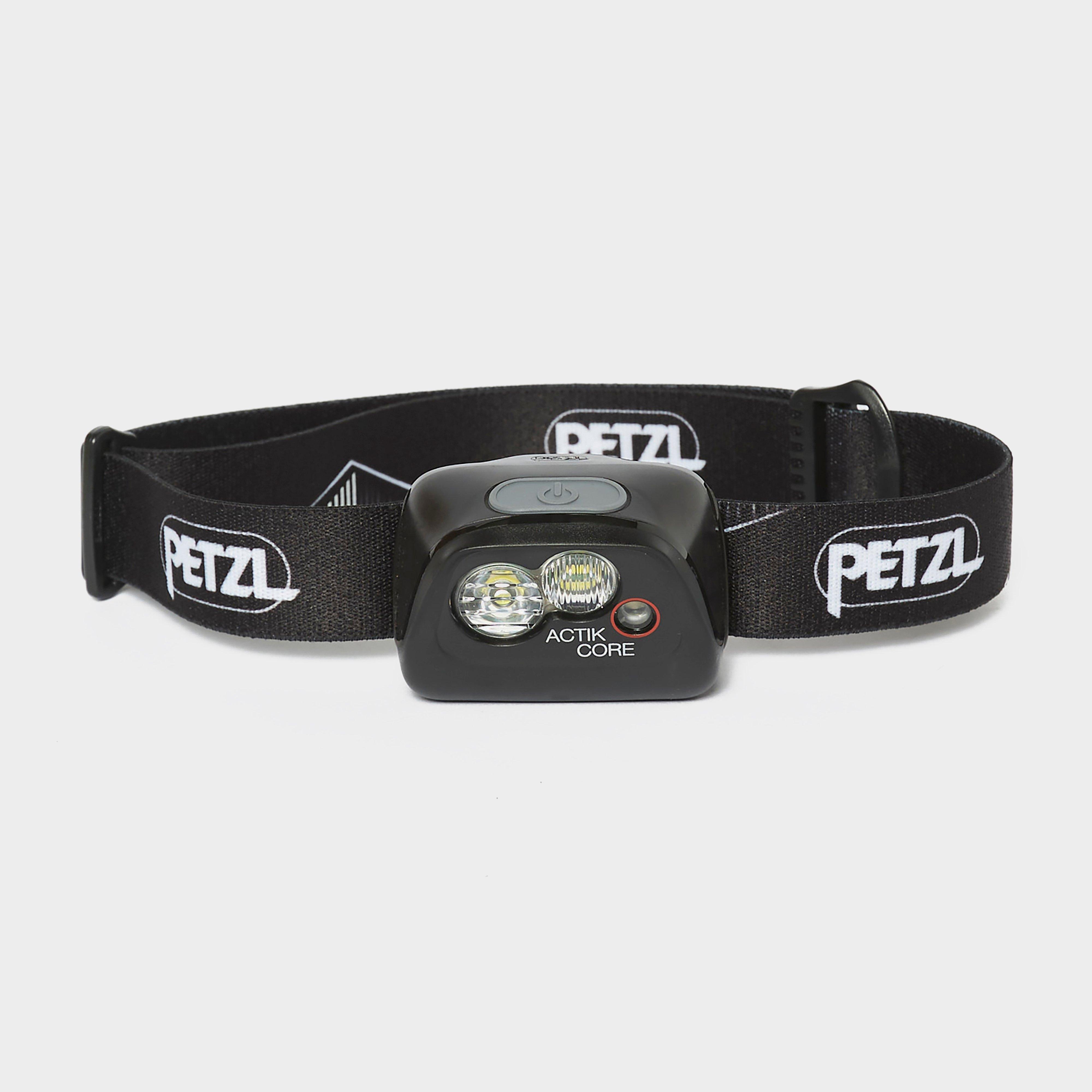 Petzl Petzl Actik CORE Headtorch - Black, Black