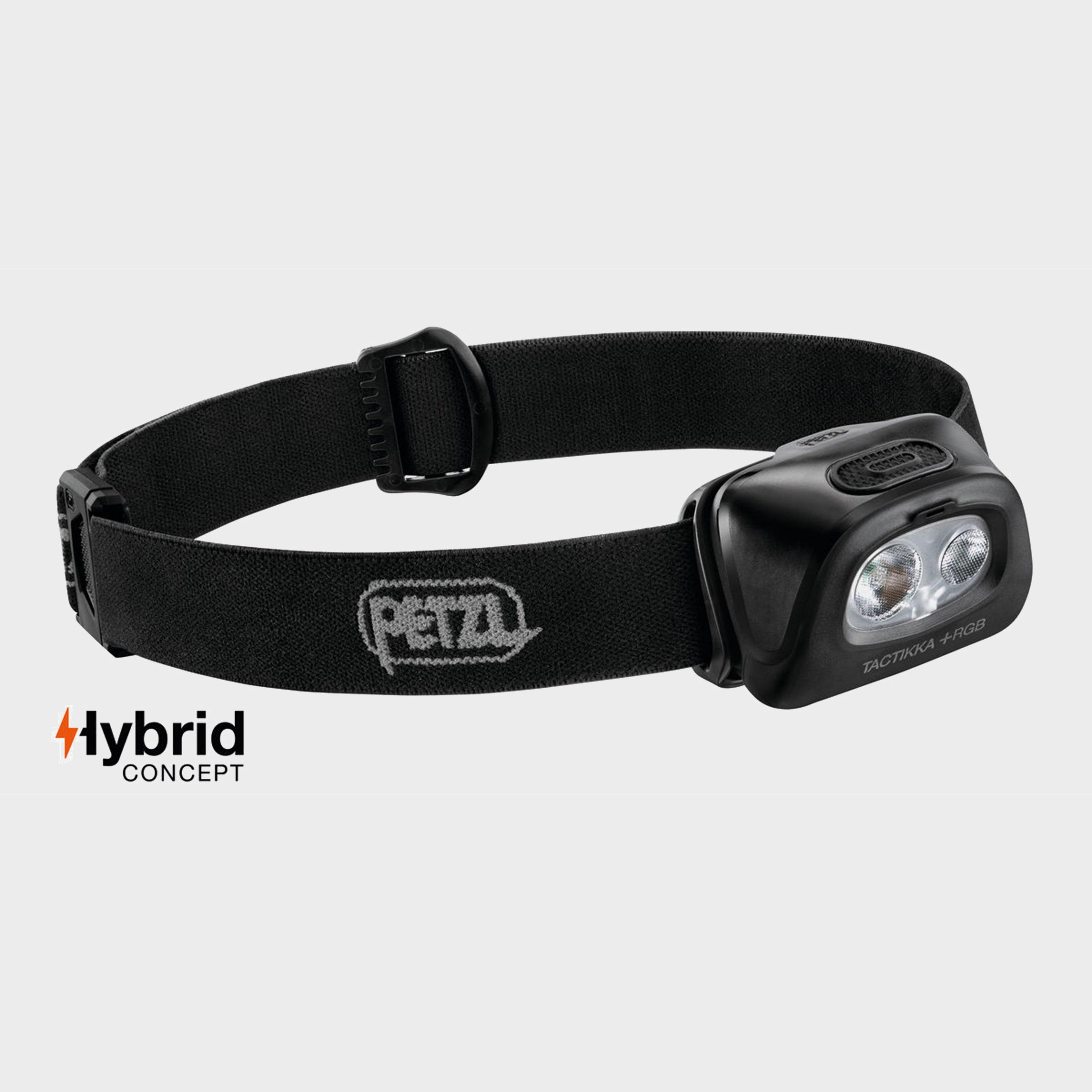 Petzl Petzl Tactikka + RGB Headlamp - Black, Black