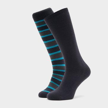 Grey The Edge Men's Parallel Thermal Socks