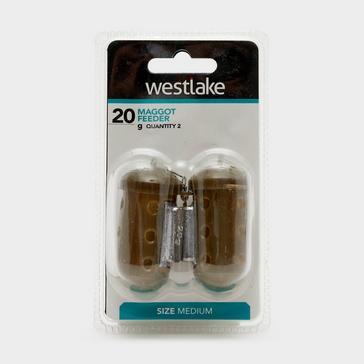 Yellow Westlake 20GM CAP FEEDER