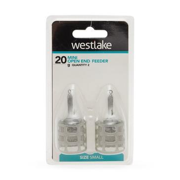 Silver Westlake 20GM MINI OPEN ENDED