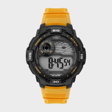 orange Limit Active Digital Sports Watch