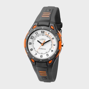 grey Limit Unisex Active Analogue Sports Watch