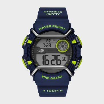 Blue Limit Men's Active Digital Watch