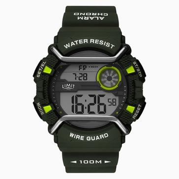 Green Limit 5696.67 Digital Watch