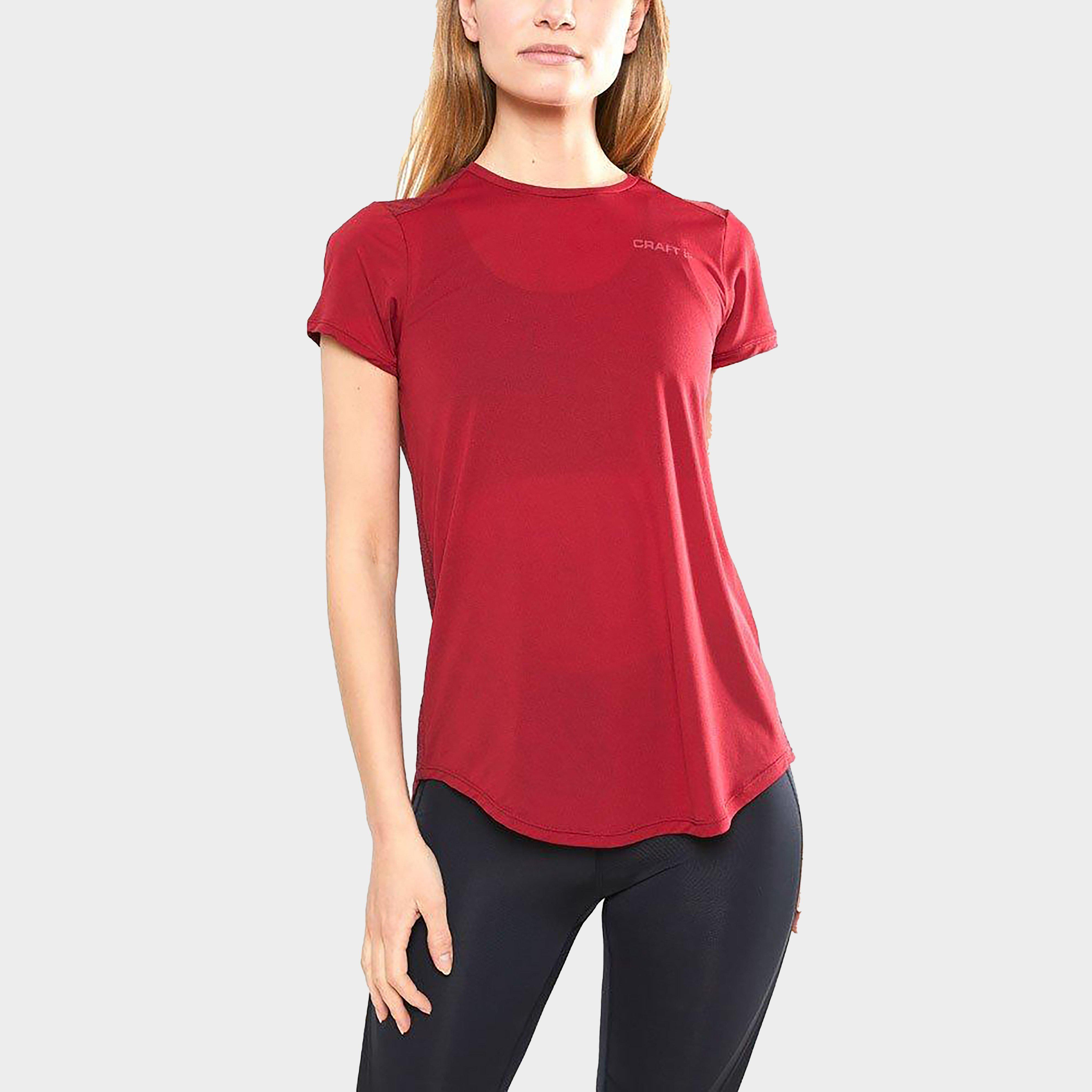 Craft Craft Womens Charge SS RN Tee