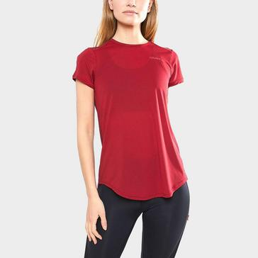 Red Craft Women's Charge SS RN Tee