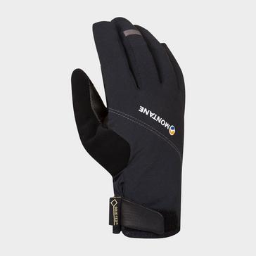 Black Montane Men's Tornado Gloves