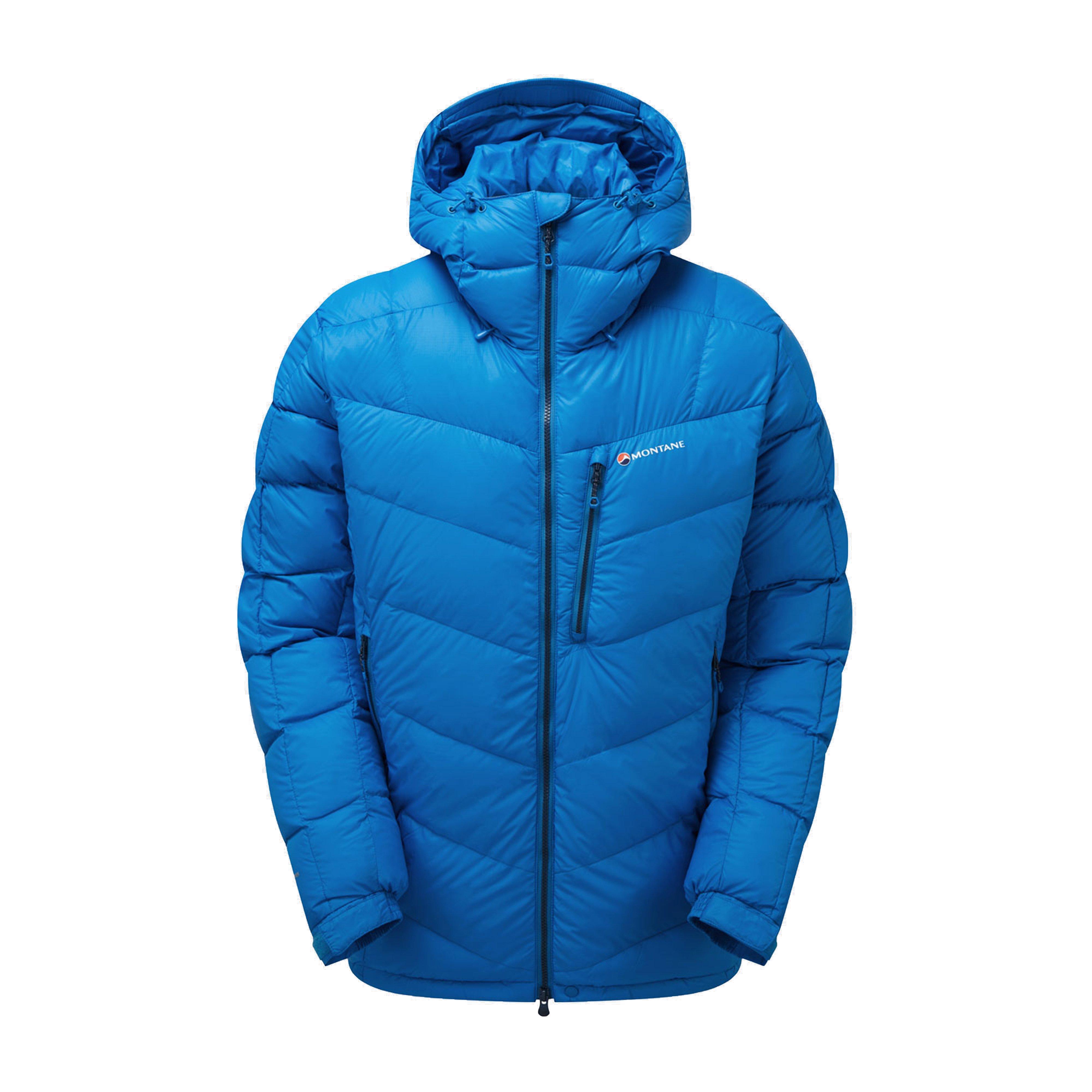 Montane Montane Mens Jagged Ice Jacket, Blue