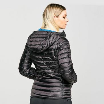 Black Montane Women's Featherlite Down Jacket