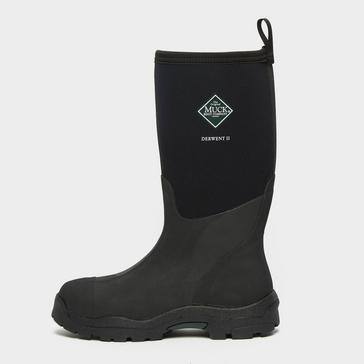 BLACK Muck Boot Derwent II Waterproof Boots