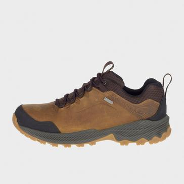 Brown Merrell Men's Forestbound Shoes
