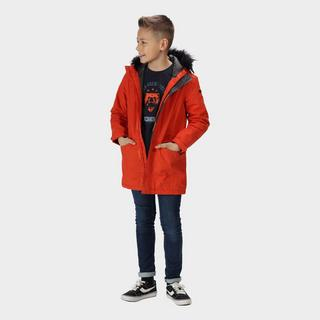 Kids' Perry Insulated Waterproof Parka