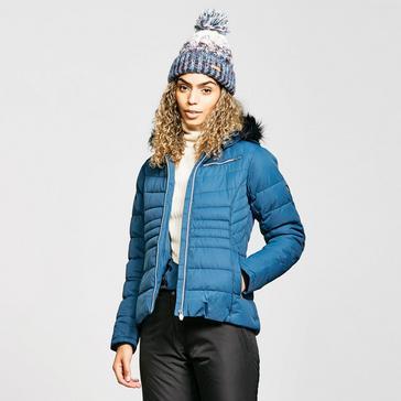 Blue Dare 2B Women's Glamorize Ski Jacket