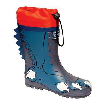 Regatta Kids' Mudplay Jnr Wellington Boots
