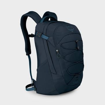 Navy Osprey Quasar 28 Backpack